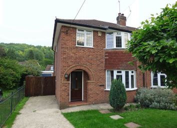Thumbnail 3 bed semi-detached house to rent in Valley Road, Hughenden Valley, High Wycombe