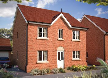 "Thumbnail 4 bedroom detached house for sale in ""The Ludlow"" at Foxhall Road, Ipswich"