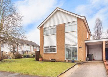 Thumbnail 4 bed detached house to rent in Thornbury, Harpenden