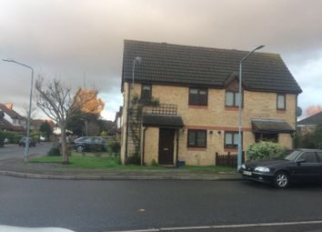 Thumbnail 1 bed end terrace house to rent in Oakhurst Close, Barkingside