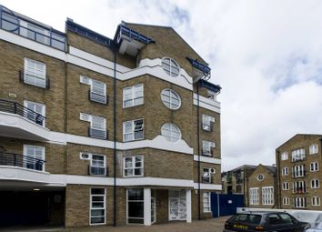 Thumbnail 2 bedroom flat for sale in Lime Kiln Wharf, Limehouse