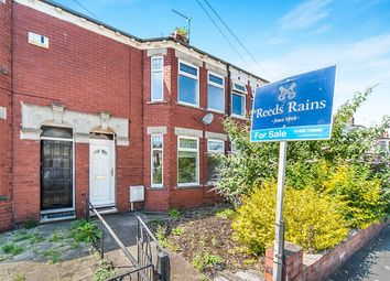 Thumbnail 2 bed terraced house for sale in Ellesmere Avenue, Hull