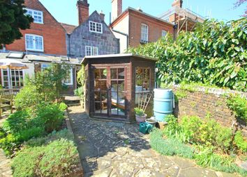 Thumbnail 2 bed terraced house to rent in St. Thomas Street, Winchester