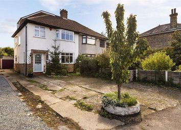 Thumbnail 4 bed semi-detached house for sale in Eynsford Road, Farningham, Dartford