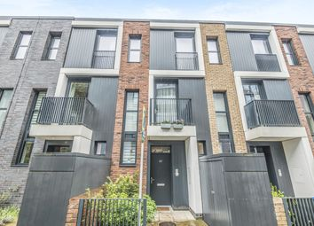 Thumbnail 4 bed terraced house for sale in Hawthorne Crescent, London