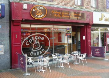Thumbnail Restaurant/cafe for sale in Coffea Caban, 33-34 Blandford Street, Sunderland