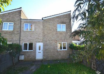 Thumbnail 3 bed end terrace house to rent in Lingfield Road, Stevenage