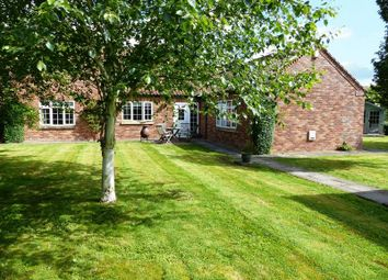 Thumbnail 4 bed detached bungalow for sale in Barleyfield Close, Heighington, Lincoln