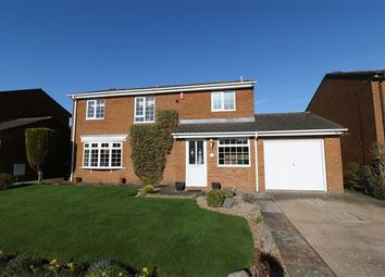 Thumbnail 4 bed detached house for sale in Lansdowne Crescent, Carlisle, Cumbria