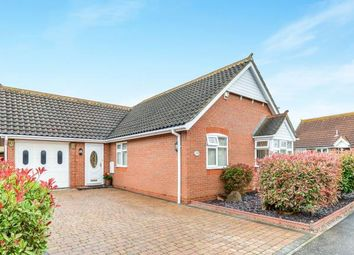 Thumbnail 3 bed bungalow for sale in Merlin Drive, Sandy, Bedfordshire