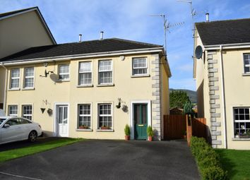 Thumbnail 3 bed town house for sale in Chancellors Hall, Newry