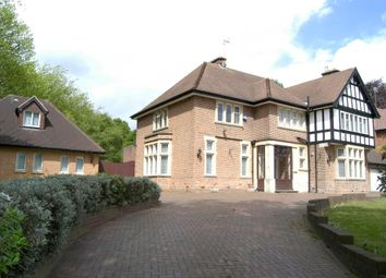 Thumbnail 4 bedroom detached house for sale in Farquhar Road, Edgbaston, Birmingham