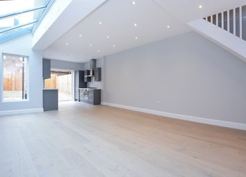Thumbnail 3 bed maisonette for sale in Kingswood Road, Brixton Hill, London