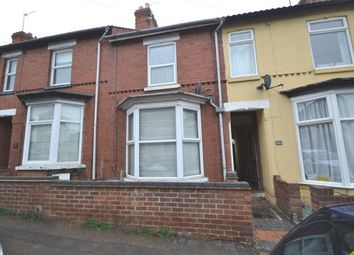 Thumbnail 2 bed terraced house for sale in Park Road, Rushden, Northamptonshire