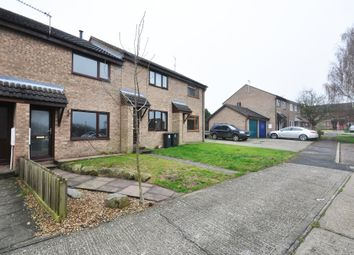 Thumbnail 2 bed terraced house for sale in Wheatfields, Rickinghall, Diss