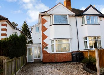 3 bed semi-detached house for sale in Welford Avenue, Yardley, Birmingham B26