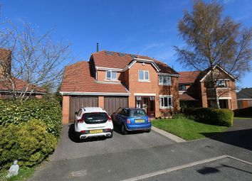 Thumbnail 4 bed detached house for sale in Nevern Close, Bolton, Greater Manchester