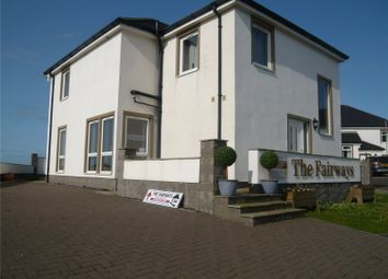 Thumbnail 3 bedroom detached house for sale in The Fairways, Chalet Road, Portpatrick, Stranraer