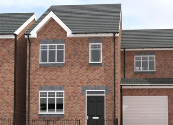 Thumbnail 4 bed semi-detached house for sale in Aaron Manby Court, High Street, Princes End, Tipton
