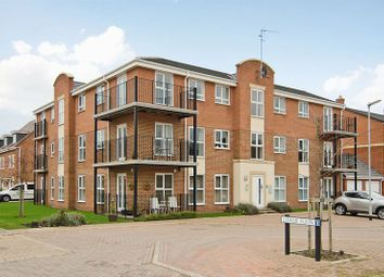 Thumbnail 2 bed flat to rent in Handsacre Court, Canon Lane, Hawksyard, Rugeley