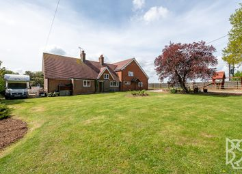 Thumbnail 5 bed detached house for sale in Hadleigh, Pond Hall Road, Ipswich