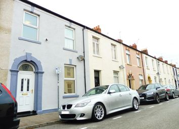 Thumbnail 2 bed terraced house for sale in Augusta Street, Roath, Cardiff