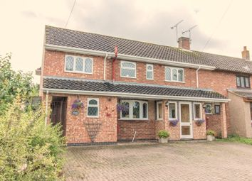 Thumbnail 4 bed semi-detached house for sale in Meadow Close, Stretton On Dunsmore