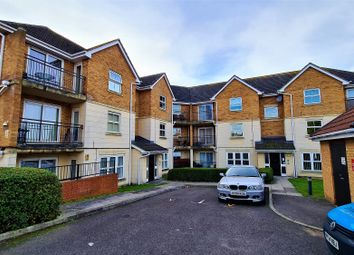 Thumbnail 3 bed flat for sale in Fir Court, Osier Drive, Laindon