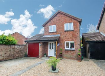 3 bed detached house for sale in Chequers Close, Alconbury Weston, Huntingdon PE28