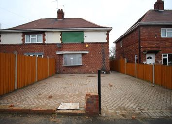 Thumbnail 3 bed terraced house for sale in Surrey Street, Balby, Doncaster