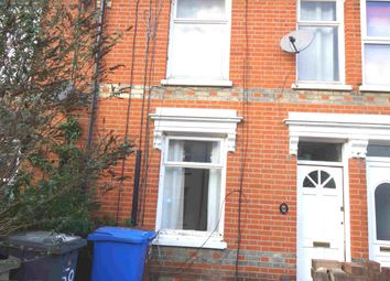Thumbnail 3 bed terraced house to rent in Norfolk Road, Ipswich, Suffolk