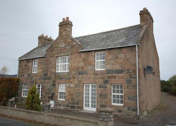 Thumbnail 2 bed flat to rent in Grant Lodge, Blairdaff, Inverurie, Aberdeenshire