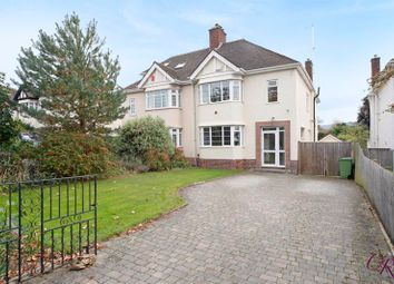 Hatherley Road, Cheltenham GL51. 4 bed semi-detached house for sale