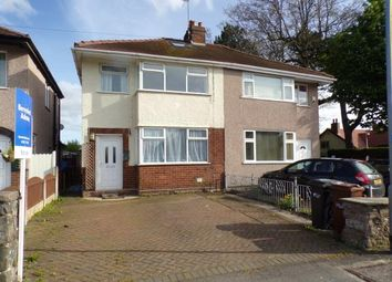 Thumbnail 3 bedroom semi-detached house for sale in Pen Y Maes Road, Holywell, Flintshire, North Wales