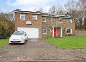 Thumbnail 5 bed detached house for sale in Harkness Drive, Canterbury