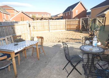 Thumbnail 4 bed end terrace house to rent in Battery Road, Thamesmead West, London