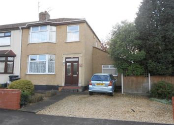 Thumbnail 4 bed end terrace house for sale in Hudds Vale Road, St. George, Bristol
