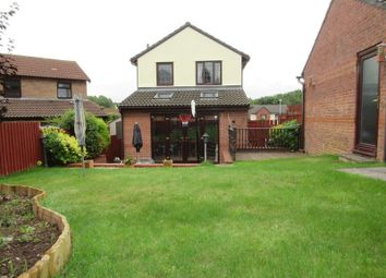Thumbnail 3 bed detached house for sale in Meirwen Drive, Cardiff