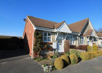 Thumbnail 2 bedroom semi-detached bungalow for sale in Badger Rise, Portishead, North Somerset