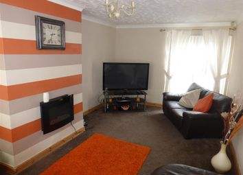Thumbnail 3 bed end terrace house to rent in Harvey Walk, Hartlepool
