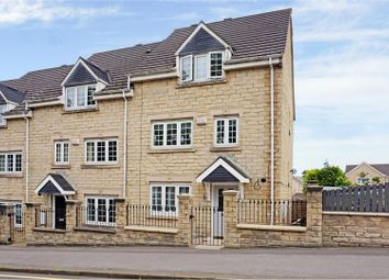 Thumbnail 3 bed town house for sale in East Street, Lindley, Huddersfield