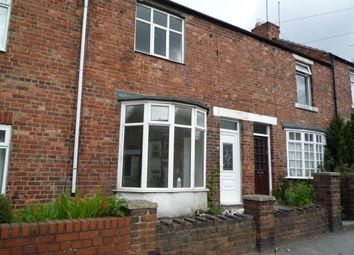 Thumbnail 2 bed property to rent in Alma Terrace, Nevilles Cross, Durham