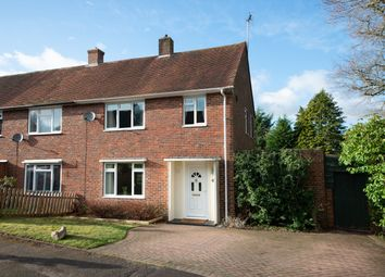 Thumbnail 3 bed semi-detached house for sale in Culver Road, Newbury