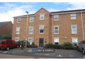 Thumbnail 2 bedroom flat to rent in Ivatt Drive, Crewe