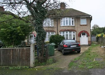 Thumbnail 4 bed semi-detached house to rent in Oxford Road, Old Marston, Oxford
