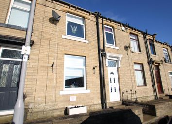 Thumbnail 2 bed terraced house for sale in Common Road, Low Moor, Bradford
