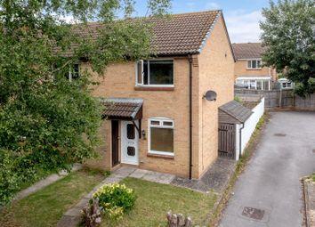 Thumbnail 2 bed end terrace house for sale in Allington Close, Taunton