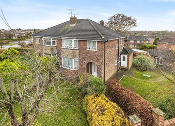 Thumbnail 3 bed semi-detached house for sale in Primley Park Mount, Alwoodley, Leeds