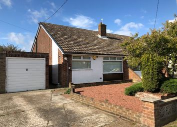 Thumbnail 2 bed semi-detached bungalow to rent in Dunes Road, Greatstone, New Romney, Kent