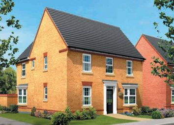 Thumbnail 4 bed detached house for sale in Morda, Oswestry